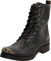Frye Womens Veronica Combat Veronica Combat Amazon Co Uk