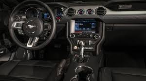 2015 ford mustang interior. new mustang interior grows up the 2015 ford i
