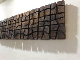 unique wood wall art decor