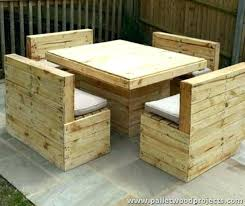 wood skid furniture pallet outdoor furniture plans collection in wood patio furniture plans best ideas about