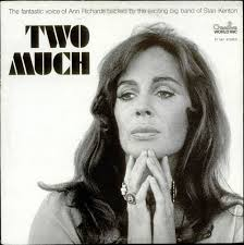 Ann Richards Two Much USA Vinyl LP Record ST1067 Two Much Ann Richards ST1067 Creative World - Ann-Richards-Two-Much-536065