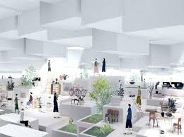 Image Architecture Japanese Office Design Design By Suppose Design Office Japanese Home Office Design Japanese Office Design Philssite Japanese Office Design Office Design Japan Patent Office Design