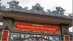 Image result for miếu thờ lê duẩn