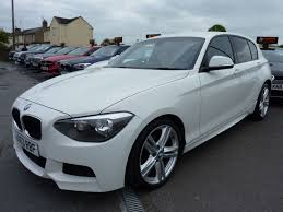Coupe Series bmw 1 series tech specs : Used Bmw 1 Series Hatchback 2.0 116d M Sport Sports Hatch (S/s ...
