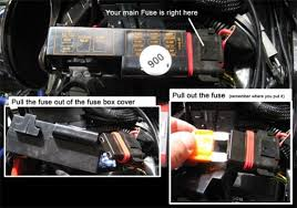 flstsb fuse location harley davidson forums harley davidson could also be clipped to the fuse block behind the battery