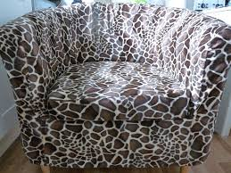 simple office chair slipcover