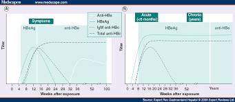 Hep B Serology Chart Diagnosis Of Hepatitis B Virus Infection