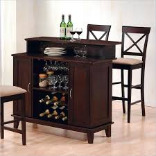 contemporary bar furniture for the home. Coaster Hyde Contemporary Home Bar In Rich Cappuccino Finish Furniture For The R