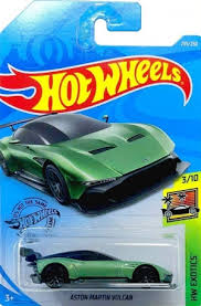 The world the idea of building one's own supercar to compete with the. Hot Wheels Aston Martin Vulcan