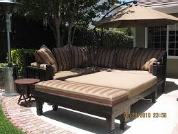 Custom Outdoor Furniture With Sunbrella Fabric