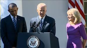 Vice President Joe Biden announces he will not run for president - ABC11 Raleigh-Durham