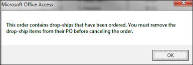 How To Cancel Microsoft Order Cancelling Drop Ship Purchase Orders