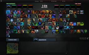 alphabetical all pick hero grid there you go tb dota2
