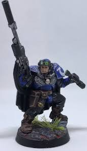 Warhammer 40k Space Marine Scout Sniper Space Marine Scout Snipers