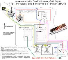 jazzmaster wiring series parallel switching bass mods jazzmaster wiring series parallel switching