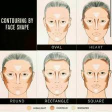 you need these make up tips middot how to apply makeup for diffe face shapes