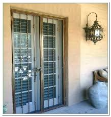 sliding patio door security bar new patio door security bar or sliding glass door security bars sliding patio