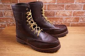 ralph lauren boots genuine leather