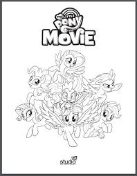 My little pony cool princess celestia coloring pages printable and coloring book to print for free. Free Printable My Little Pony The Movie Coloring Pages Twin Cities Frugal Mom