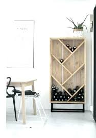 pottery barn wine rack full image for to for geometric wine rack pottery barn wine
