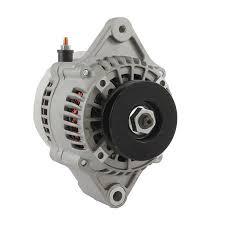 NEW 60 AMP ALTERNATOR FITS TOYOTA LIFT TRUCK 1DZ 2Z ENGINE 210-7024 ...