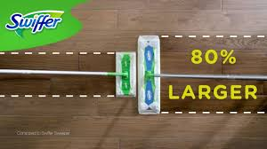 quick and easy hardwood floor cleaning swiffer sweeper x large swiffer