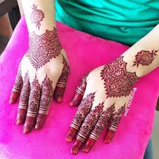 Wedding Henna Designs Simple Malay Wedding Henna Mahendi Simple Bridal Mahendi Mehndi