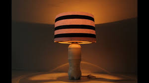 How To Make Lampshade With Plastic Bottle Diy Useful Idea