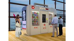 Miami Vending Machines Gorgeous Pharmabox Introduces Bold New Automated Retailing System