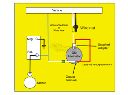 suzuki samurai alternator wiring diagram suzuki wiring diagrams