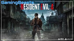 resident evil 4 pc game full