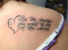 Tattoos Love Quotes