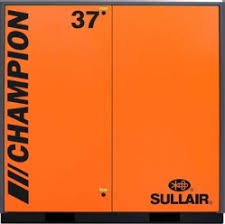 champion csa screw compressor 18 37 kw sullair champion csa screw compressor 18 37 kw