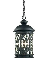 rustic lantern lights hanging light fixture outdoor chandelier decorative lanterns for