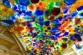 bellagio chandelier las vegas page 1