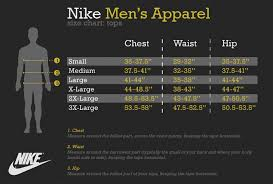 31 Prototypical Nike Mens Running Shorts Size Chart
