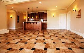 Basement Floor Tile Ideas
