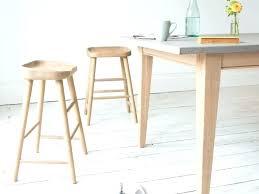wooden kitchen stools homes image of oak breakfast bar ikea australia sto
