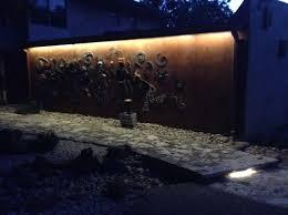 outdoor lighting perspectives of austin landscape led strip