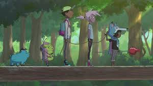 Image result for kipo and the age of wonderbeasts