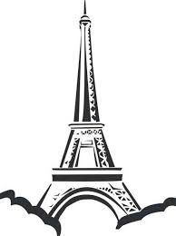 Small Picture Eiffel Tower Located in Paris Coloring Page Eiffel Tower Located