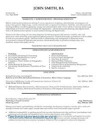 Survey Researcher Sample Resume Extraordinary Cv Examples Marketing Research Also Resume Examples Marketing