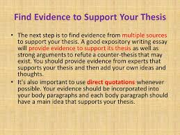 how to successfully write an expository essay ppt video online  4