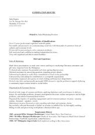 Example Of A Combination Resume Sc Ate Students Resume Templates
