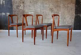 4 Esszimmerstühle Stilraumberlin Dänische Design Möbel