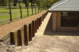 Small Picture Australian Retaining Walls Timber Retaining Walls Australian