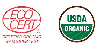 Usda Organic Natural Fair Trade Certifications