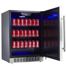 edgestar built in outdoor fridge for outdoor kitchen