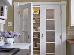 interior frosted glass pantry door