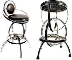 furniture metal. beautiful metal recycledleathermetalstools inside furniture metal i